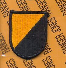 US Army Ranger Training Brigade RTB Airborne beret flash patch #2-B m/e