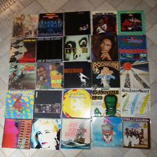 LP Sammlung mit 25 Schallplatten  Indie Rock Pop alle abgebildet all illustrated