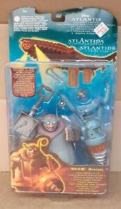 Figurine Disney Molière Atlantide Mattel 2000  A-17 Atlantis no Milo