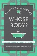 Whose Body?: Lord Peter Wimsey Book 1 (Lord Peter Wimsey Mysteries), Good Condit