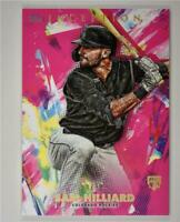2020 Inception Base Magenta #17 Sam Hilliard RC /99 - Colorado Rockies