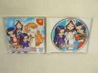 IDOL JANSHI WO TSUKUCCHAOU Dreamcast SEGA bcc dc