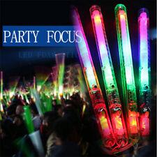 Bâton lumineux flashs LED colorés fluorescents Fête spéciale remarquable amusant
