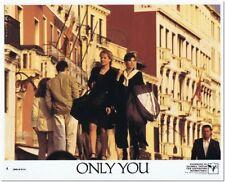 ONLY YOU - 1994 - original 8x10 mini lobby card #4 - MARISA TOMEI, BONNIE HUNT
