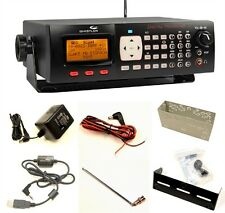 NEW* WHISTLER WS1065 w/ SOFTWARE RADIO SHACK PRO-197 P25 DIGITAL SCANNER & CABLE