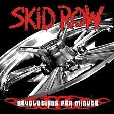 Skid Row Revolutions Per Minute CD NEW SEALED 2006 Metal