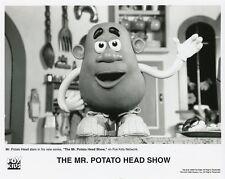 MR POTATO HEAD PORTRAIT THE MR POTATO HEAD SHOW ORIGINAL 1998 FOX TV PHOTO