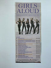 More details for girls aloud leaflet/flyer - tangled up tour newspaper ad clipping