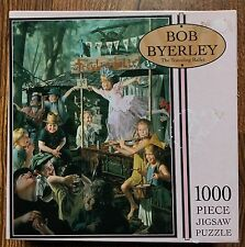 Bob Byerley The Traveling Ballet Ballerina 1000 Piece Jigsaw Puzzle Sealed
