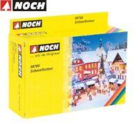 NOCH 08760 Schneeflocken 75 g (100 g - 7,94 €) - NEU + OVP #K15