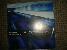"Franklin Lakes – Running 7"", Starmarket,Deep Elm Recs,Solea,Samiam,Promise Ring"