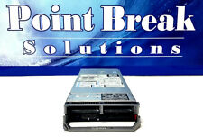DELL POWEREDGE M620 E5-2660v2 2.2GHz 10C 256GB 2x 300GB 15K H710 iDRAC ENT WNTY