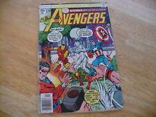 Avengers # 170 (3.0 G/Vg) Marvel - 4/78 - Ultrons Wife - Jocasta - Infinity War