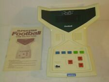 VTG Bambino Football Electronic Handheld Video Tabletop Arcade Game Japan 1979