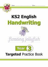 KS2 English Targeted Practice Book Handwriting - Year  by CGP New Paperback Book