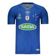 SADA Cruzeiro w/ Patch Volleyball Men's Jersey  Shirt  UMBRO Brazil  2017