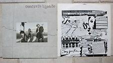 Concrete Blonde – Concrete Blonde   Vinyl LP  + OIS  I.R.S. Records – Holland