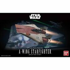 Bandai 1/72 a-Wing Starfighter Plástico Modelo Kit Star Wars Episodio 6 Japón