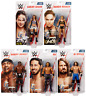 WWE Figures - Basic Series 101 - Mattel - Brand New - Sealed - SHIPPING COMBINES