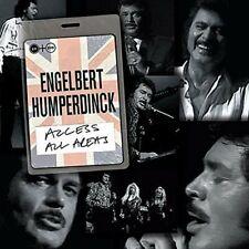 Engelbert Humperdinck - Full Length Concert - Access All Areas CD & DVD NEW