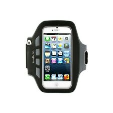 BELKIN iPhone 5 Easfit Plus Armband, Blacktop F8W106QEC00