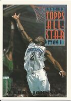 Larry Johnson Topps GOLD All Star 1993/94 - NBA Basketball Card #131