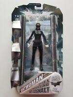 Batman The Dark Knight Rises Mattel Movie Masters CATWOMAN GOOGLE DOWN NIB