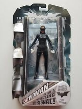 Batman The Dark Knight Rises Mattel Movie Masters CATWOMAN GOOGLE DOWN NIB