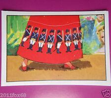 figurines prentjes cromos stickers picture cards figurine barbie 61 panini 1976