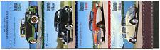 Aland Islands 2005 SG#SB15 Vintage Cars MNH Stamp Booklet Cat £21 #C55193