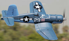 SkyFlight LX 1.6M RC F4U Corsair Warbird KIT Model Airplane W/O Battery & Radio