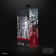 Star Wars Black Series Clone Trooper AOTC Phase 1 Action Figure  **IN STOCK