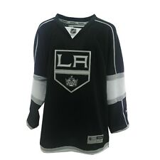 Los Angeles Kings Official Nhl Reebok Apparel Kids Youth Size Jersey New Tags