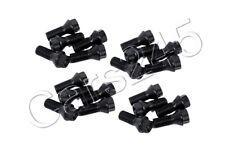 Genuine BMW 20pcs 14 X 1.25 mm Wheel Black Lugs Bolts Nuts 36136890324