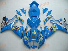 Fairings for GSXR600/750 06-07 Rizla colors ABS Kits 2006 2007 suzuki bodykits