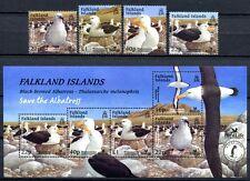 FALKLAND 2003 Vögel Birds Uccelli Oiseaux 886-889 + Block 30 **