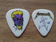 Metallica Guitar pick James Hetfield zombi 08 plectrum