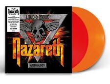 Nazareth - Loud & Proud! - New Coloured 180g Vinyl 2LP