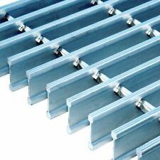 "Aluminum Swage-Locked I-Bar Grating, 19AI4 (1-3/4"" x 1/4""), 24"" x 36"""