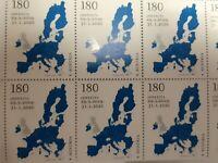 Austria 2020 Brexit Stamp