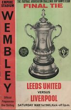 LEEDS UNITED v LIVERPOOL 01.05.65 F.A.CUP FINAL
