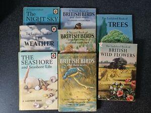 Vintage Ladybird books bundle x8. Series 536