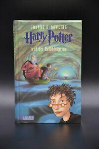 Harry Potter und der Halbblutprinz Band 6 von Joanne K. Rowling