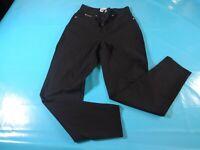 vtg 90s D&G Jeans Dolce Gabbana Trousers Black stripe RARE  RefHIEND