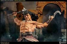 CONAN THE BARBARIAN: RAGE OF THE UNDYING~PREMIUM FORMAT FIGURE~LE 750~SIDESHOW