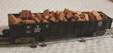NWPL Cedar Mill Ends LOAD for Lionel Gondola O27 Scale (Car NOT Included)
