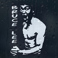 Bruce Lee The Legend Car Decal Vinyl Sticker For Bumper Or Window