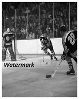 NHL 1969 Boston Bruins Bobby Orr on the Move Picture 8 X 10 Photo Free Shipping