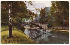 P.C Sprotborough or Sprotbrough Bridge Near Doncaster South Yorkshire Good Cond