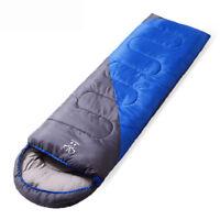 Ultralight Sleeping Bag Breathable Autumn Winter Outdoor Warm Bedding Bag